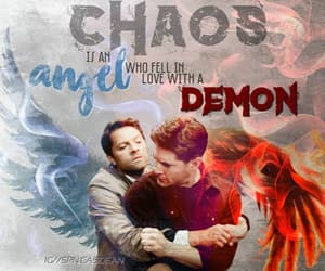 aesthetic, quote, and spn image