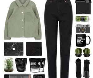 ankle boots, boots, and casual image