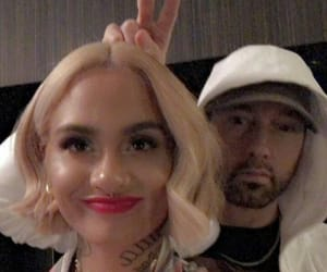 eminem and kehlani image
