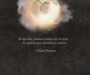 luna, vida, and frases de amor image