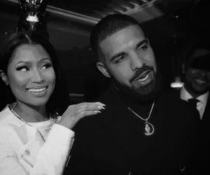Drake, nicki minaj, and dricki image