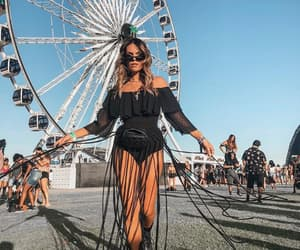 style, coachella, and fashion image