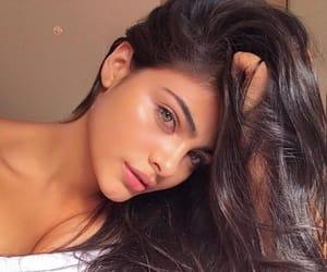 beautiful, model, and pretty girl image