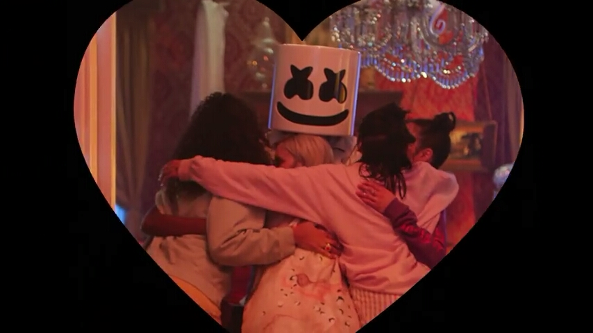 marshmello and friends image