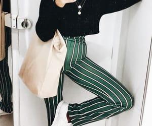 casual, fashionable, and stylish image