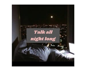 bed, city lights, and cozy image