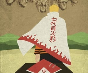 anime, hokage, and naruto image