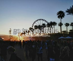 adventure, coachella, and festival image