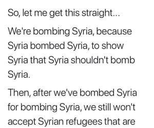 human, humanity, and syria image