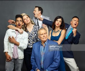 Bruce Campbell, lee majors, and lucy lawless image