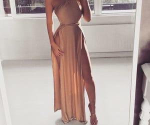 dress, moda, and style image