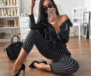 fashion, beauty, and black image