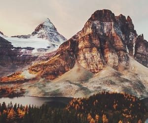 aesthetic, mountain, and photography image