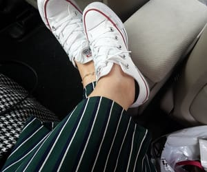 all stars, fashion, and car ride image