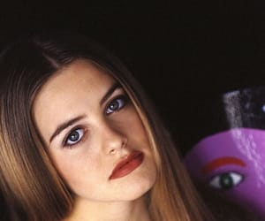 90s, actress, and alicia silverstone image