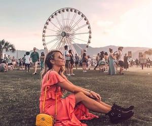 coachella, beautiful, and fashion image