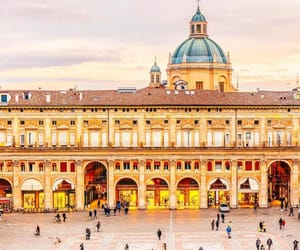 bologna and italy. image