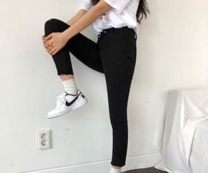 fashion, casual, and clothes image