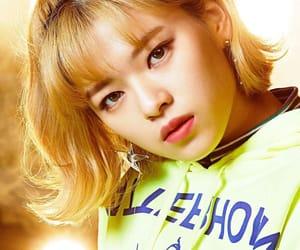 twice, yoo jeongyeon, and jeongyeon image