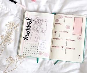 productivity, school, and study image