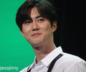 exo, suho, and k-pop image