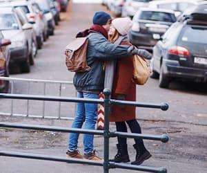 gif, hug, and tarjei sandvik moe image