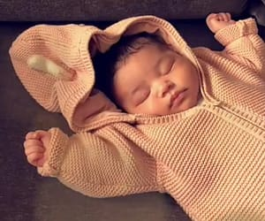 baby, kylie jenner, and cute image
