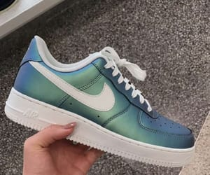 air force one, blue, and cool image