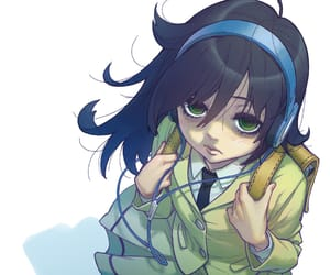 anime and watamote image