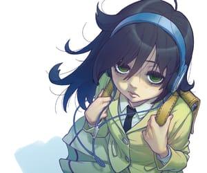 anime, watamote, and tomoko kuroki image