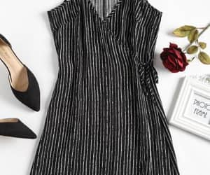 dresses, short sleeve, and sexy dresses image