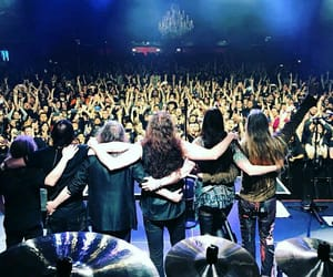 band, live, and floor jansen image