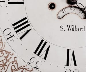 aesthetic, clock, and fancy image