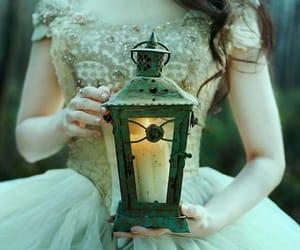 dress and magic image