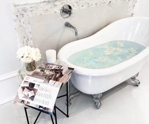 bath, interior, and home image