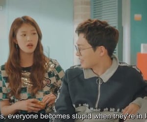 Korean Drama, quote, and eulachacha waikiki image