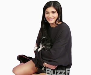 overlay, transparent, and kylie jenner image
