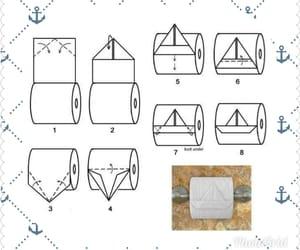 dekoration, diy, and folding image