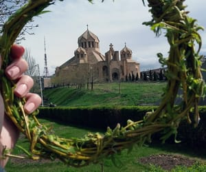 armenia, beautiful nature, and church image