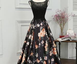 lace prom dresses, beautiful prom dresses, and prom dresses cheap image
