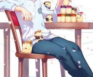 anime, anime boy, and cool image
