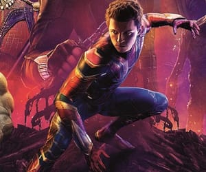 art, Avengers, and peter parker image