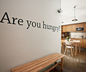 kitchen and hungry image