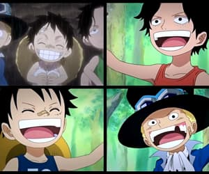 adventure, one piece, and asl image