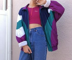 90's, aesthetic, and outfits image