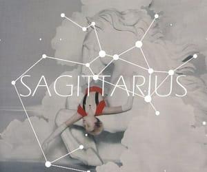 wallpaper, Sagittarius, and zodiac image