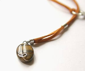 etsy, tiger eye necklace, and tiger eye jewelry image
