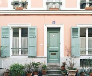 city, door, and exterior image
