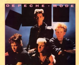 bands, depeche mode, and new wave image