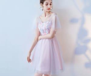 pastel dress image